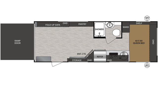 2020 No Boundaries 19.1 Floor Plan