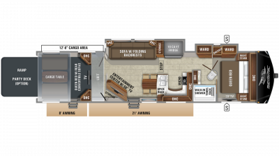2020 Seismic 4013 Floor Plan Img