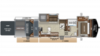 2020 Seismic 4125 Floor Plan