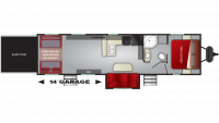 2020 Stryker 3214 Floor Plan