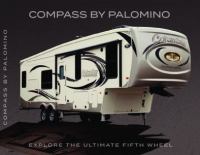 2019 Palomino Columbus Compass Series RV Brochure Cover