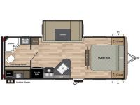 2016 Springdale SG225RB Floor Plan
