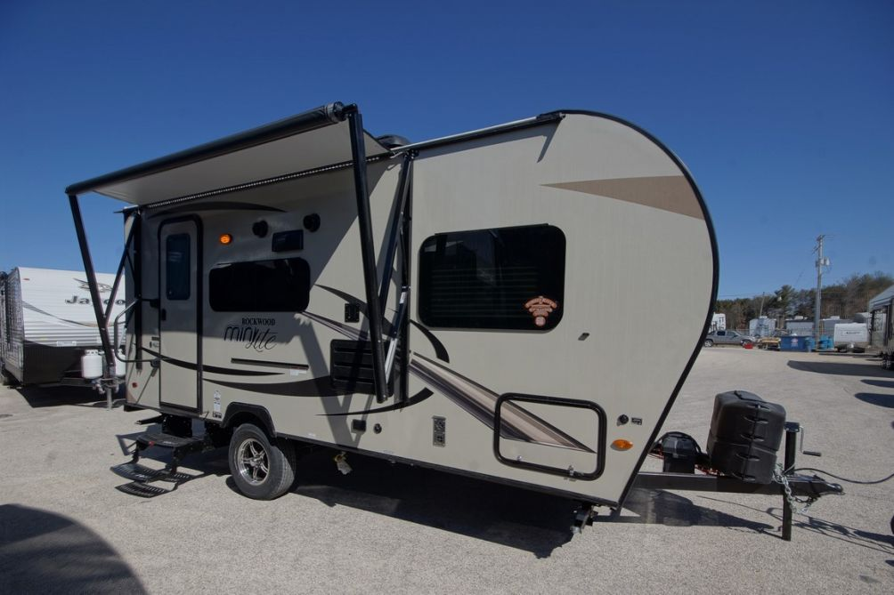 New 2019 Forest River Rockwood Mini Lite 1909s 30474