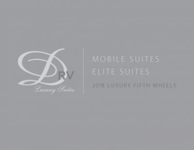 2019 DRV Suites Mobile Suites RV Brochure Cover