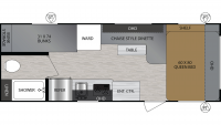 2019 No Boundaries 19.7 Floor Plan
