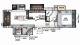 2019 Rockwood Signature Ultra Lite 8295WS Floor Plan