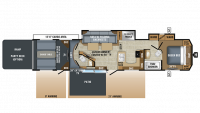 2018 Seismic 4113 Floor Plan