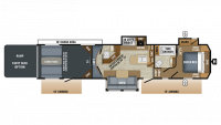 2018 Seismic 4116 Floor Plan