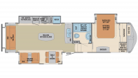 2019 Columbus 320RS Floor Plan
