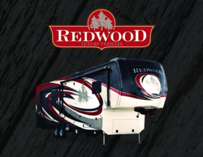 2018 Redwood Redwood RV Brand Brochure Cover