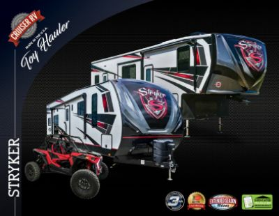 2019 Cruiser Stryker RV Brochure Cover