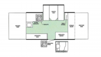 1999 Eagle 12 FSO Floor Plan