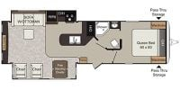 2013 Passport 31RE Floor Plan