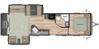 2017 Springdale SG311RE Floor Plan