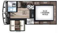2019 Backpack Edition HS-2902 Floor Plan