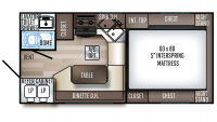 2019 Backpack Edition HS-8801 Floor Plan