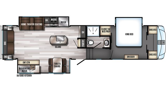 2020 Arctic Wolf Suite 3550 Floor Plan