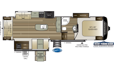cougar-302rls-floor-plan-2020