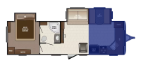 Front Kitchen Floor Plan
