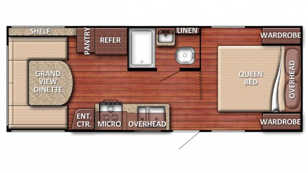 2018 Kingsport 20QBG Floor Plan Img