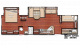 2019 Kingsport 30FRK Floor Plan