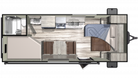 2019 Mesa Ridge Conventional 20MB Floor Plan