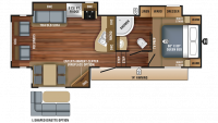 2018 Eagle HT 27.5RLTS Floor Plan