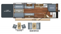 2018 Octane Super Lite 260 Floor Plan