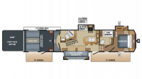 2018 Seismic 4114 Floor Plan