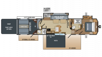 2018 Seismic 4213 Floor Plan