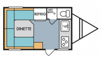 2018 Throwback 157 Floor Plan