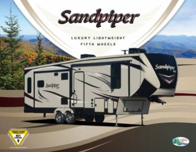 2019 Forest River Sandpiper HT RV Brochure Cover