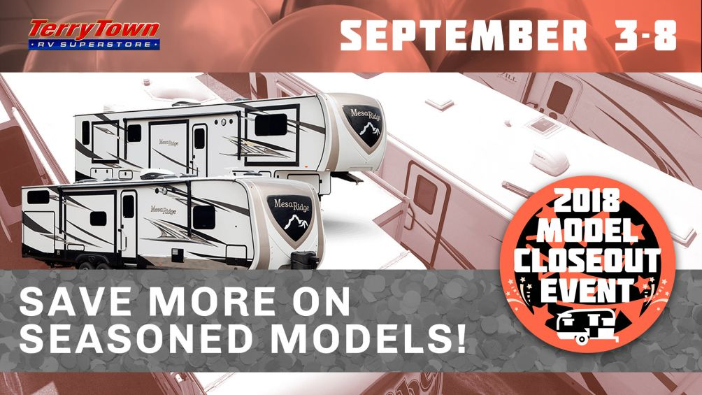 2018 Model Closeout Event