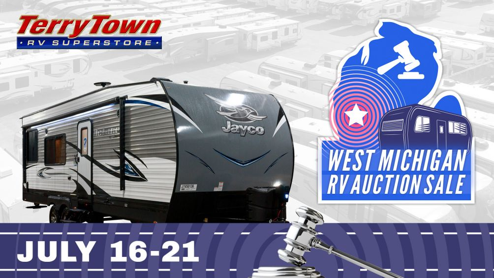 West Michigan RV Auction Sale