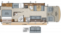 2019 Alante 29F Floor Plan