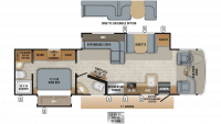 2019 Seneca 37K Floor Plan