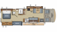 2018 Alante 31R Floor Plan