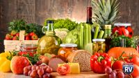 an-assortment-of-fruits-veggies-and-meat