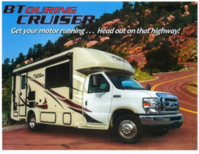 2017 Gulf Stream BT Cruiser RV Brand Brochure Cover