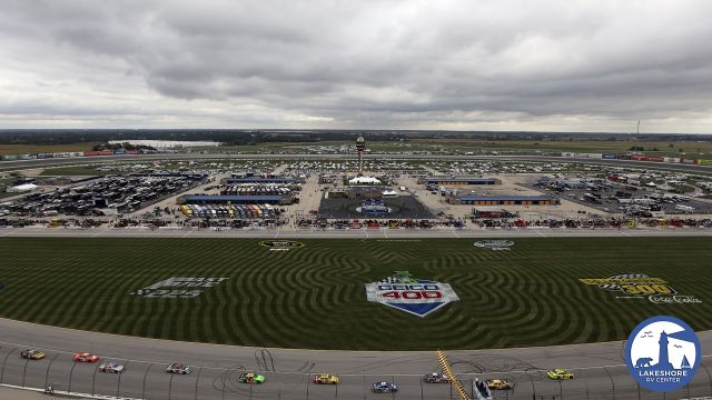 Chicagoland Speedway Kicks Off Race For The Chase; Offers Plenty Of Camping Options