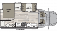 2019 Isata 3 24FWM Floor Plan