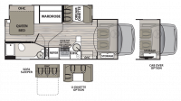 2019 Isata 4 25FWF Floor Plan