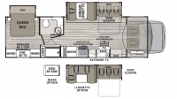 2019 Isata 4 31DS Floor Plan