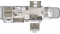 2019 Isata 5 35DBD Floor Plan