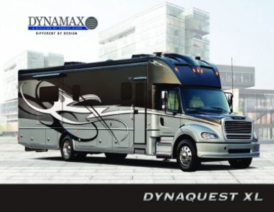 2019 Dynamax Corporation DynaQuest XL RV Brochure Cover