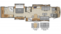 2019 Anthem 44A Floor Plan
