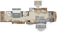 2019 Anthem 44B Floor Plan