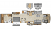 2019 Aspire 44W Floor Plan