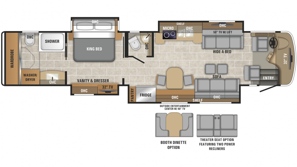 2019 Cornerstone 45A Floor Plan Img