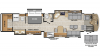 2019 Cornerstone 45F Floor Plan
